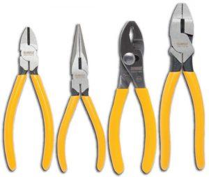 set of pliers