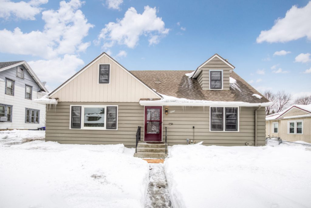 SOLD: 1247 Minnehaha Avenue West, Saint Paul